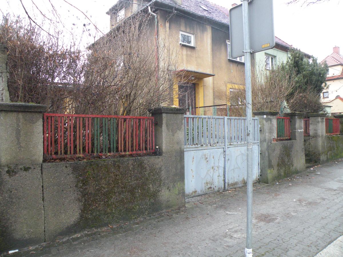 Przebudowa Połowy Bliźniaka w Gliwicach 2016r.