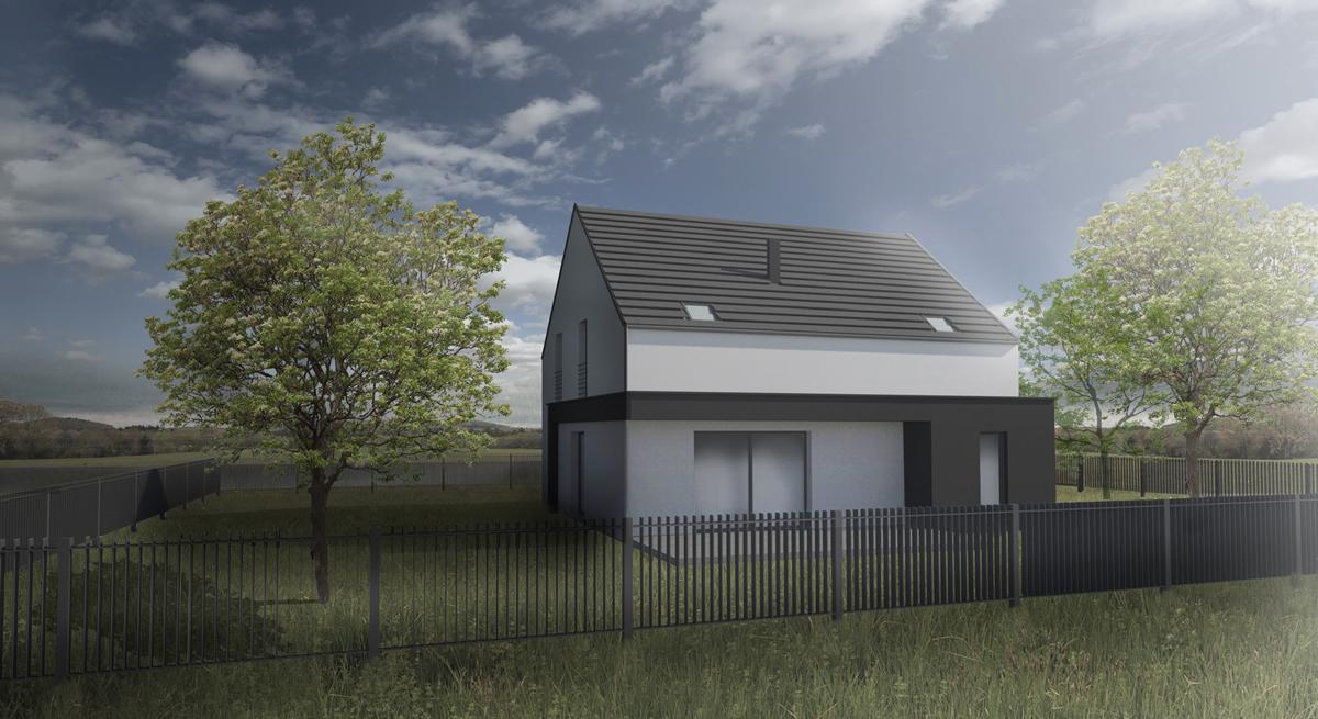Dom w Gliwicach – Wójtowa Wieś 2016r.