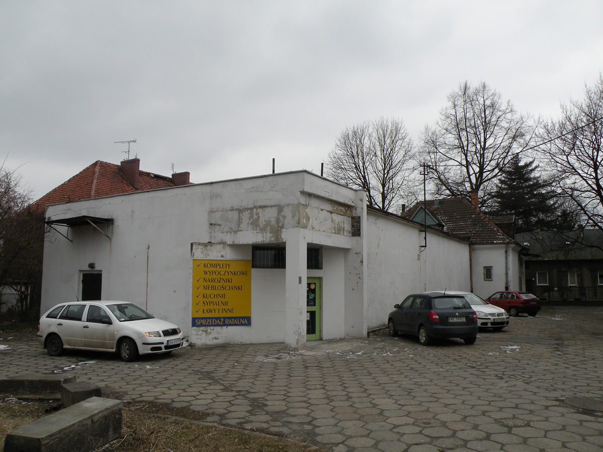 Siłownia w Gliwicach 2013r.
